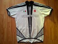 Castelli Short Sleeve Cycling Jersey/Kurzarm Radtrikot , Gr.: L