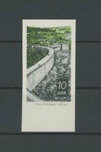 DDR PH 1401 TALSPERREN 1968 PHASENDRUCK 3. PHASE RAND!! Mi 125.- PROOF!! m2048