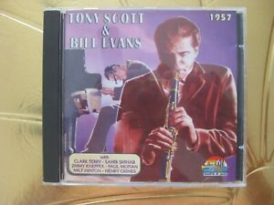 Tony Scott & Bill Evans – 1957  (Giants of Jazz ´95 / 72:09)  ...