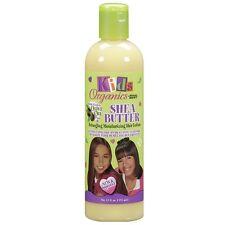 Africa's Best Kids Shea Butter Detangling Moisturizing Hair Lotion 12 oz
