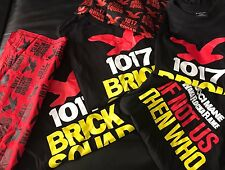 Gucci Mane 1017 Brick Squad Gear Authentic Shirts / Bandanas Gear 2XL-L