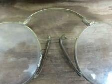 Antique Français Cased Pince Nez lunettes de lecture lunettes optiques