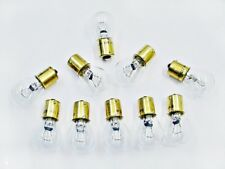 10x Ford 1156 12v Stock Reverse Corner Light Turn Signal Bulbs Lamp NOS Quality