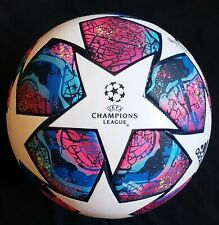Soccer Match Ball Istanbul 20 Uefa Champions League Match Ball Authentic Size 5
