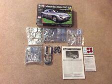 Vintage Revell Classics Mercedes 300 SLR Coupe Model Kit # 07171 1/24 NEW