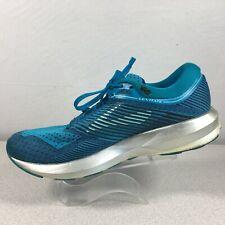 Brooks Levitate Running Shoes 120258 1B 417 Blue/Mint/Silver Womens Size 9 B