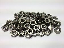 5/16UNF HEX FULL NUT STAINLESS A2 (QTY 10) FREE P&P