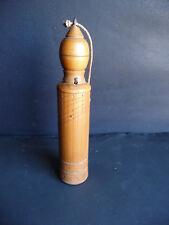 Cadran soçlaire de berger ( fin XIX début XX ) , en bois