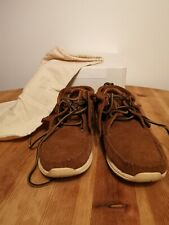 Visvim Japan FBT Moccasins UK7/US8, Excellent Condition with Box and Cotton Bag