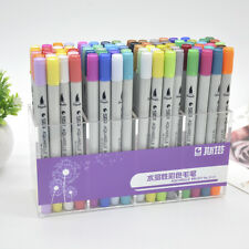 30 Gel Pens Set Glitter Neon Metall Pastel Individual Colors Kids Coloring
