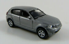 BMW 120 i silber Welly 73109 1:87 H0 ohne OVP [MB5]