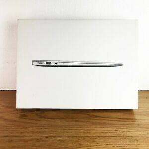 Apple MacBook Air 13-Inch (A1466) EMPTY BOX ONLY w/ Tray, Insert - No Laptop
