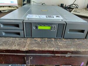 HP STORAGEWORKS MSL2024 LTO 4 TAPE LIBRARY DRIVE