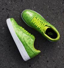 Nike Air Force 1 AF1 07 LV8 UK6 US6.5 AJ9505 300 Cyber Green - NEW