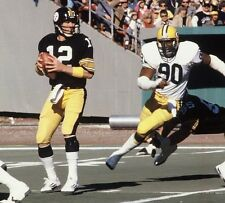 80 TERRY BRADSHAW Pittsburgh Steelers FOOTBALL ACTION Glossy Photo 8x10 PICTURE
