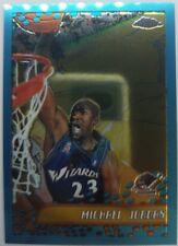 2002 02 Topps Chrome Michael Jordan #95, Washington Wizards MJ