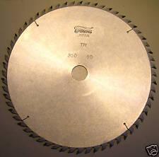 LAMA SEGA CIRCOLARE WIDIA HM mm 300x2,8 - 60 D x legno