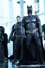 CUSTOM 1/6 hot toys Dark Knight DX Batman VELVET CAPE