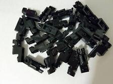 Lego Black Plate Mod 1x2 Mini Blaster, Part 15403, Element 6102734, Qty:25 - New