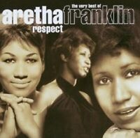 """ARETHA FRANKLIN """"RESPECT THE VERY BEST OF"""" 2 CD NEU"""