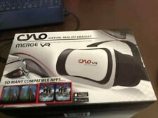 More details for virtual reality headset - cylo in original box hardly used