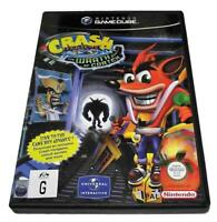 Crash Bandicoot The Wrath of Cortex Nintendo Gamecube PAL *No Manual*