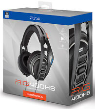 PLANTRONICS Gaming Headset RIG400HS PS4 Playstation 4 IT IMPORT PLANTRONICS
