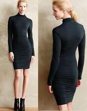 NIP Anthropologie Damson Dress Sz L Size 12 14 Large New