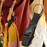 Handbag Clip Jacket Holder Gripper Add Bag Use to Carry Anti-theft Luggage Strap