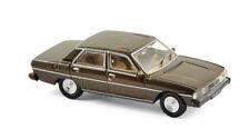 Peugeot 604 SL berline 1976 brun santal - NOREV - Echelle 1/87 - Ho