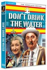 DON'T DRINK THE WATER the complete series. On The Buses spinoff. New DVD.