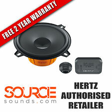 "Hertz DSK-130 5.25"" Component Kit - FREE TWO YEAR WARRANTY"