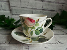 More details for roy kirkham redoute roses large breakfast cup & saucer
