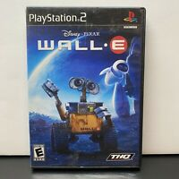 Disney Pixar Wall-E (Sony Playstation 2, 2008) Complete & Tested- Fast Ship
