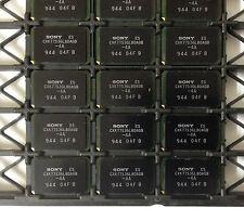 X5 ** nuevo ** SONY CXK77S36L80AGB-4A, 8Mb de alta velocidad sincrónica Sram, PBGA 119