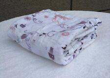 Cotton Muslin Baby Swaddle Blanket Wrap Newborn 120x120cm 47