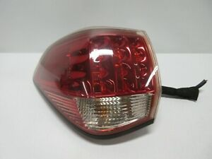 INFINITI QX56 QX80 2011-2014 OEM REAR LEFT DRIVER LED TAIL LIGHT ASSEMBLY