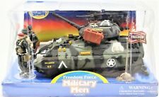 Freedom Force Military Men Play Set Tank Kids Stuff Excite New Free Shipping