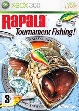 Rapala Tournament Fishing XBox 360 * en excellent état *