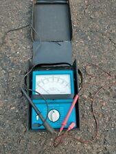 Simpson Bell System Ks 14510 L102 Multimeter Test Meter Ac Dc Volts Ohms Works