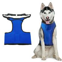 Cooling Pet Dog Harness Summer Cooler Vest Drop Heat Adjustable for Large Dogs