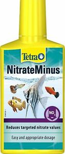 Tetra Nitrate Minus Liquid - Algae Control for All Fish & Plants - 250ml