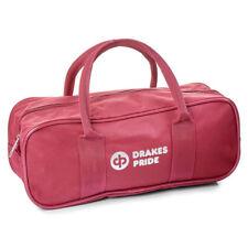 Drakes Pride Two 2 Bowl Bowling Zip Bag Bowls B4010