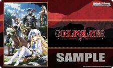 Weiss Schwarz Card Supplies Goblin Slayer Box Topper Promo Playmat