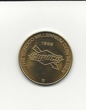 SONOCO 1999 MILLENNIUM COIN SERIES - FIRST AUTOMOBILE 1893 - NUMBER 6 IN SERIES