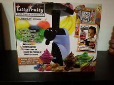 Tutty Fruity soft serve machine, macchina per gelato.