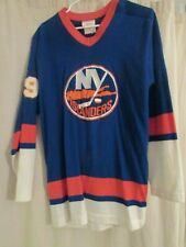 Vintage 1970's New York Islanders Brian Trottier Jersey