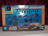 The Original Micro Machines Space Star Wars Bronze Collectors Gift Set 64624