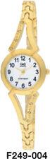 AUSSIE SELLER LADIES BRACELET WATCH CITIZEN MADE GOLD F249-004 P$99.9 WARRANTY