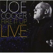 Joe Cocker - Fire It Up: Live [New CD] Holland - Import